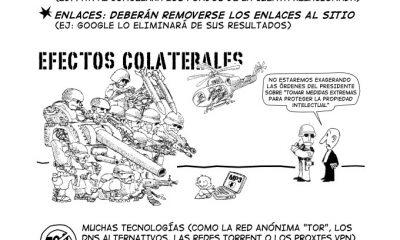 Mafalda vs S.O.P.A.