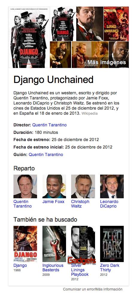 Django Unchained   Buscar con Google