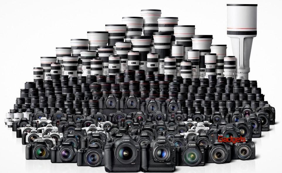 Canon Lentes EF