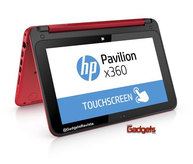 HP Pavilion x360 - 1