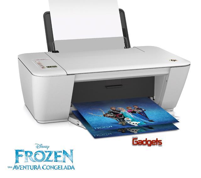 hp frozen