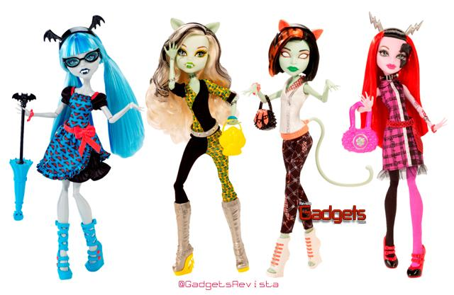 Monster High -Fusión Espeluznante 2