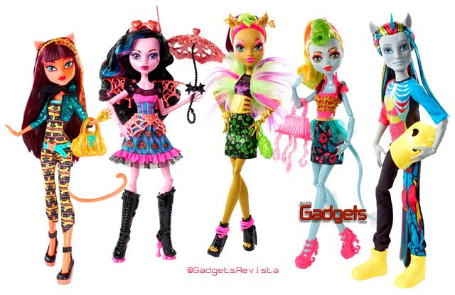 Monster High -Fusión Espeluznante