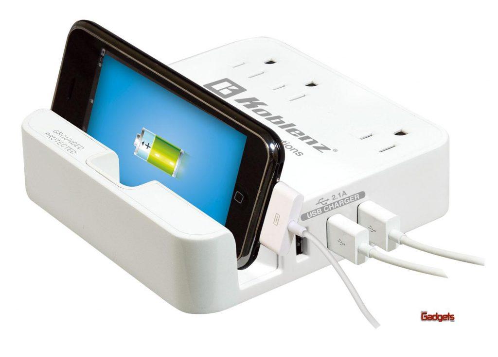 TPS-540 USB perfil y cel