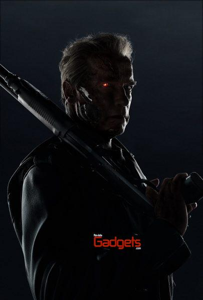 Arnold Schwarzenegger is Guardian in TERMINATOR GENISYS, from Paramount Pictures and Skydance Productions.