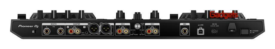 Controlador-Pioneer-DDJ-RR-04-conexiones