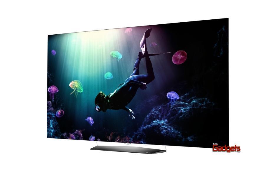 LG OLED TV B6