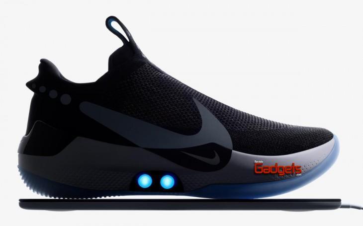 Reunir blanco diario  Nike Adapt BB 2019, la nueva generación de calzado deportivo de Nike que se  amarran solos - Revista Gadgets
